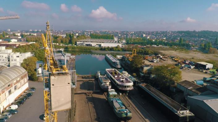 CEMEX - Chantiers de la Haute-Seine